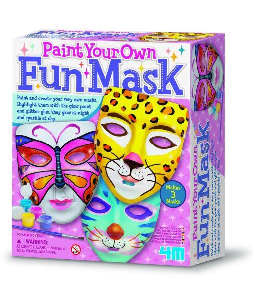 4M maski värvimise komplekt
