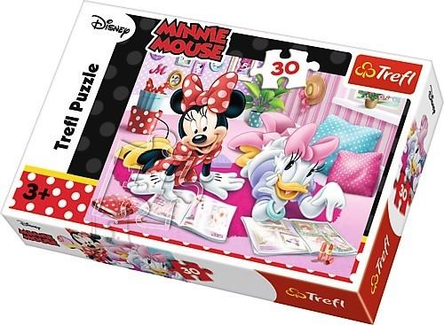 Trefl pusle Minnie ja Daisy 30 tk