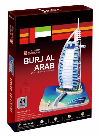 CubicFun 3D pusle Burj Al Arab