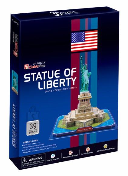 CubicFun 3D pusle Statue of Liberty