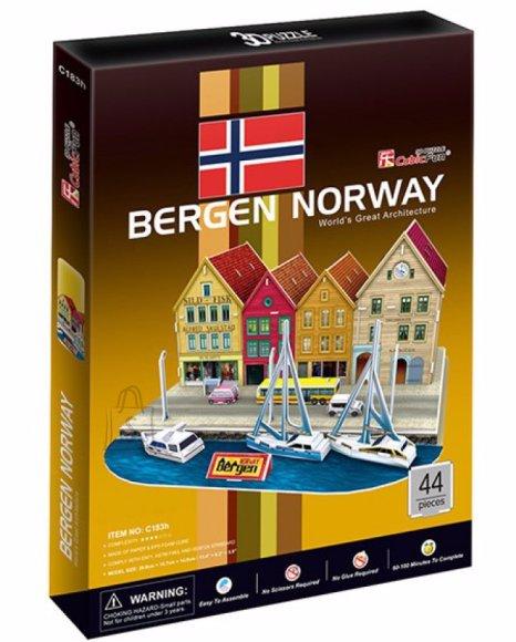 CubicFun 3D pusle Bergen