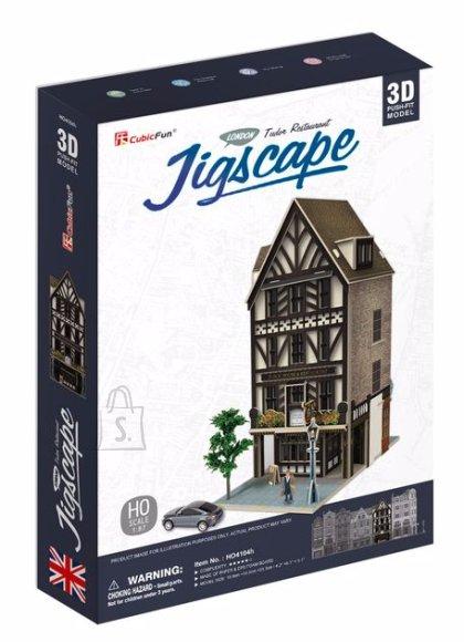 CubicFun 3D pusle Tudor Restaurant