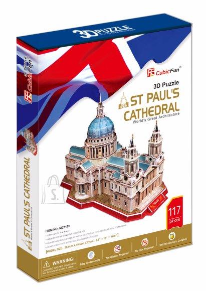 CubicFun 3D pusle St. Paul's Cathedral