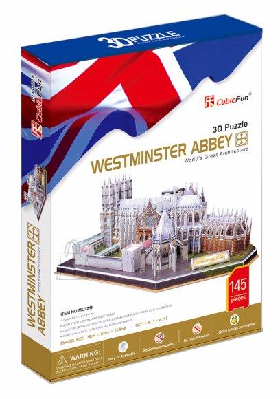 CubicFun 3D pusle Westminster Abbey