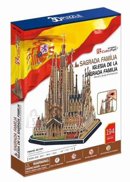 CubicFun 3D pusle Sagrada Familia