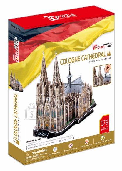 CubicFun 3D pusle Cologne Cathedral