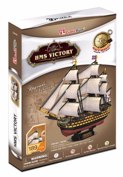 CubicFun 3D pusle HMS Victory