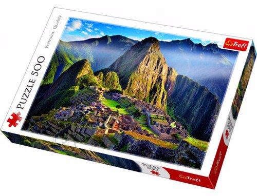 Trefl pusle Machu Picchu 500 tk