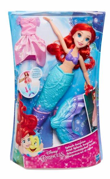 Disney nukk suplev Ariel
