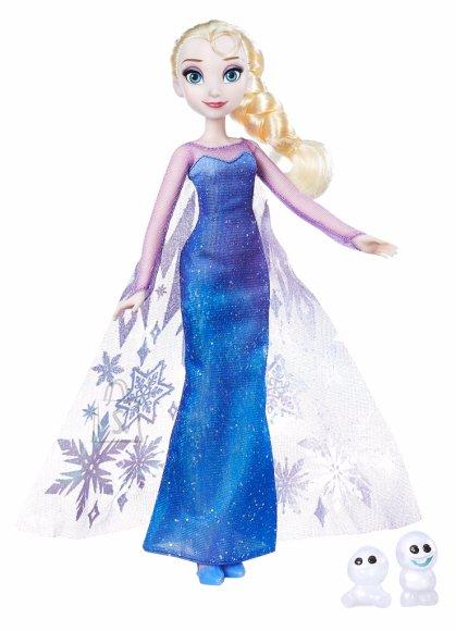 Frozen nukk aksessuaaridega
