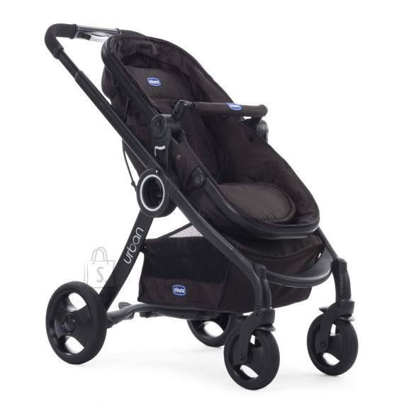 Chicco lastekäru Urban Black