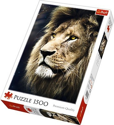 Trefl pusle Lõvi 1500 tk