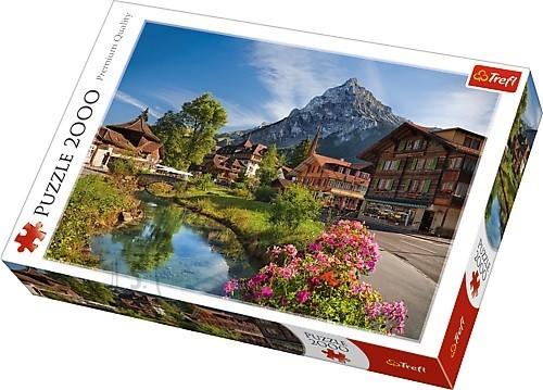 Trefl pusle Alpid suvel 2000 tk