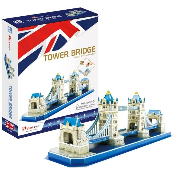 CubicFun 3D pusle Toweri sild