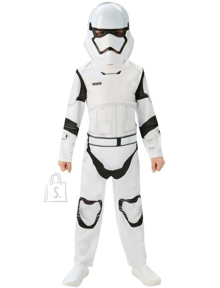 Rubies Star Wars Stormtrooperi kostüüm, 116 cm