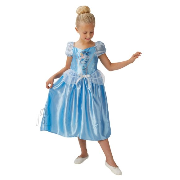 Rubies Tuhkatriinu kleit, 128 cm
