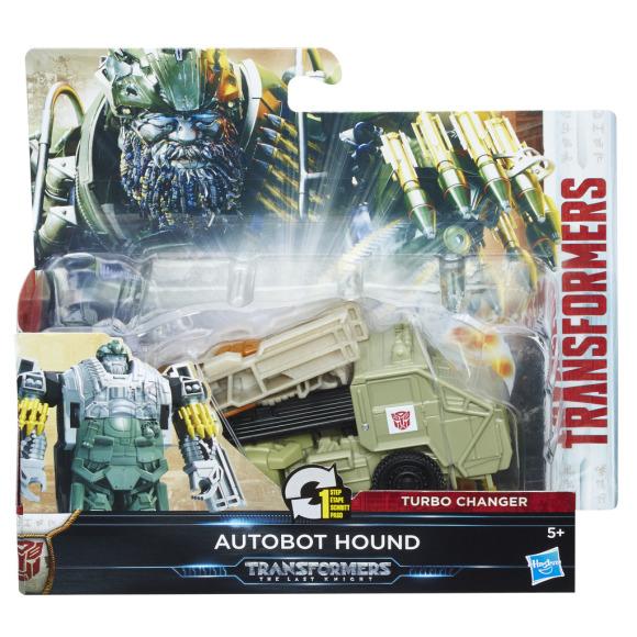 "Transformers mängukuju ""1 Step Turbo Changer"""