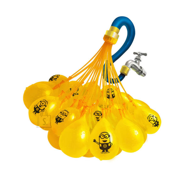 Zuru Bunch O Balloons veega täidetavad õhupallid Minions