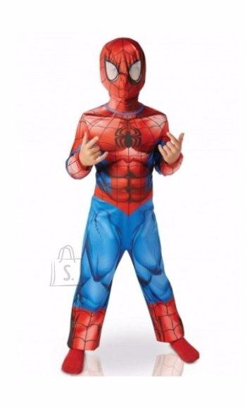 Spidermani kostüüm, L (7-8 aastastele)