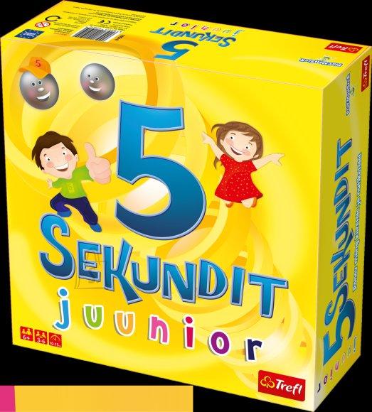 Trefl 5 Sekundit Juunior