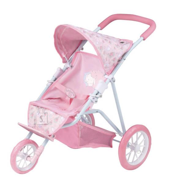 Zapf Creation 3-rattaline nukukäru Baby Annabel