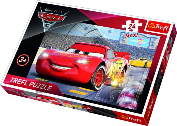 Trefl pusle Maxi Cars 24 tk