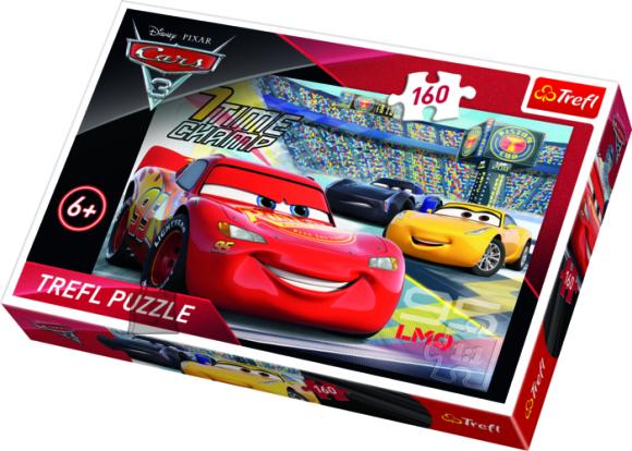Trefl pusle Cars 160 tk