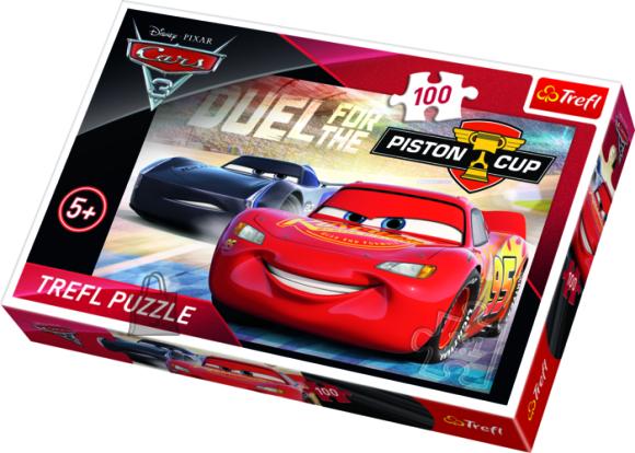 Trefl pusle Cars 100 tk