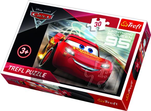 Trefl pusle Cars 30 tk