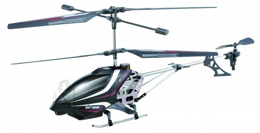 Sky Rover raadioteel juhitav helikopter Exploiter S must