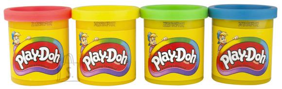 Play Doh mini voolimismassi komplekt (4 topsi)