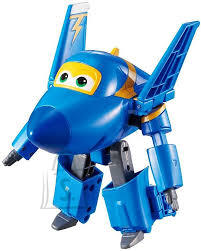 Super Wings transformeeruv Jerome 12.5 cm