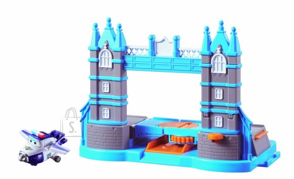 Super Wings mängukomplekt Tower Bridge