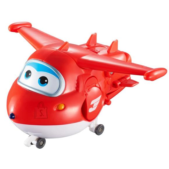 Super Wings transformeeruv lennuk Jett (6,5 cm)