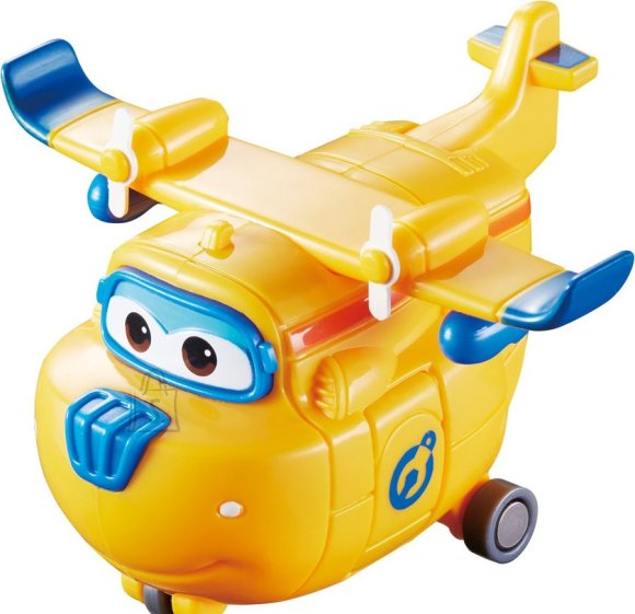 Super Wings transformeeruv lennuk Donnie (6,5 cm)