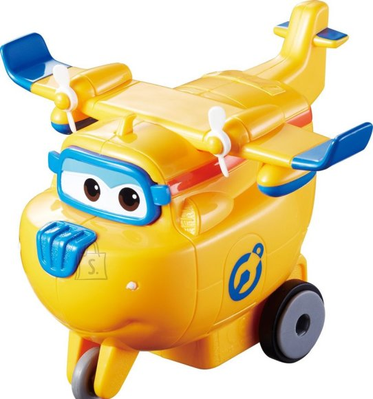 Super Wings Vroom 'n' Zoom! Tranformeeruv lennuk Donnie