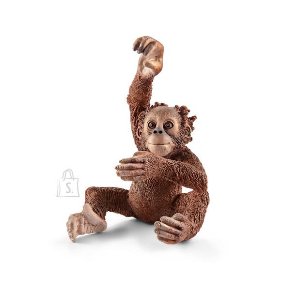 Schleich Wild Life orangutani poeg