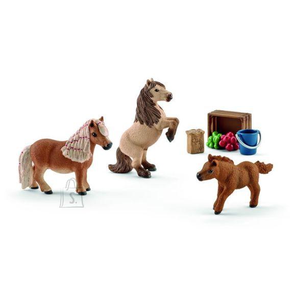 Schleich Horse Club Mini šetlandi poni pere