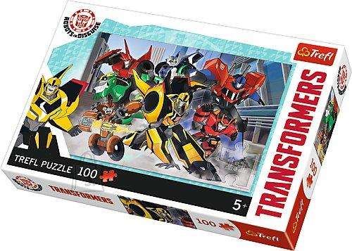 Trefl pusle Transformers 100 tk