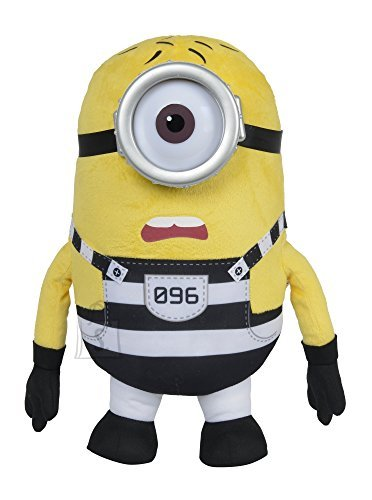 Minions Posh Paws pehme mänguasi Jail Stuart 30 cm