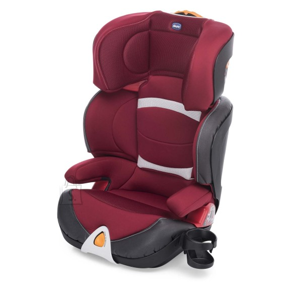 Chicco Oasys 2-3 turvatool Red passion