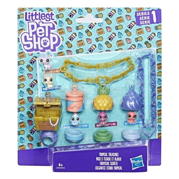 Littlest Pet Shop Hasbro Teensie lemmikloomad