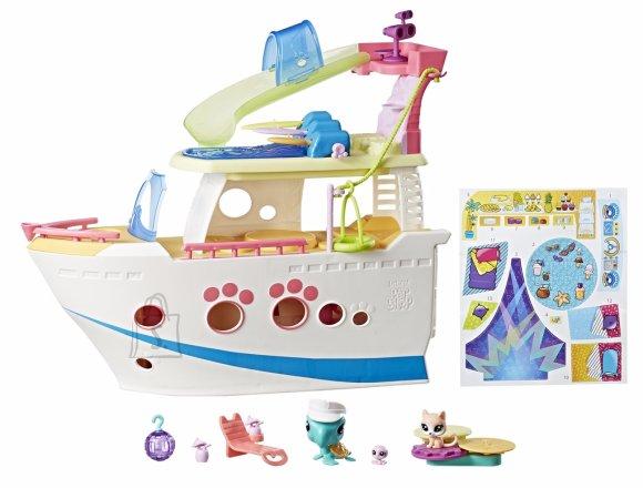 Hasbro Littlest Pet Shop mängukomplekt Kruiisilaev