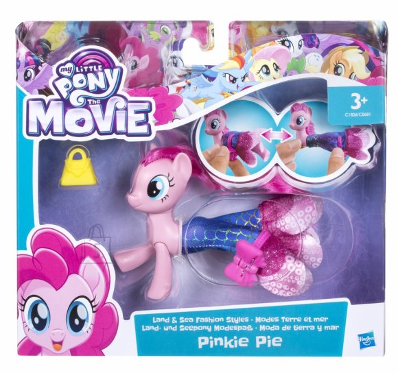 My Little Pony Twinkle poni 2in1