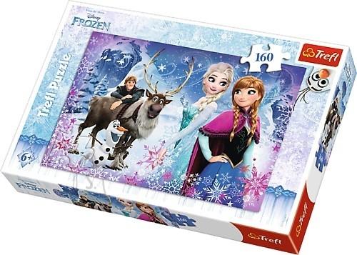 Trefl pusle Frozen 160 tk