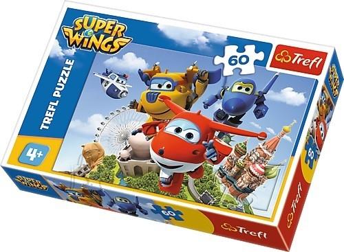 Super Wings pusle Super Wings 60tk