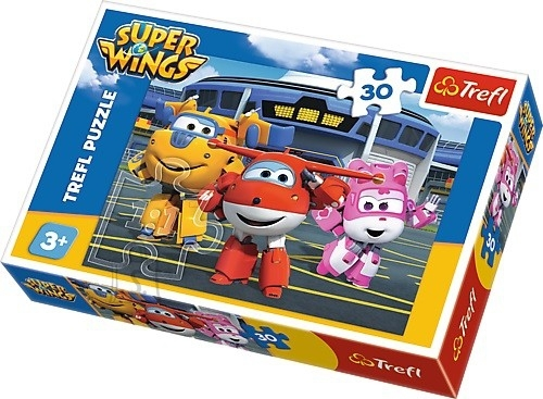 Trefl pusle Super Wings 30tk