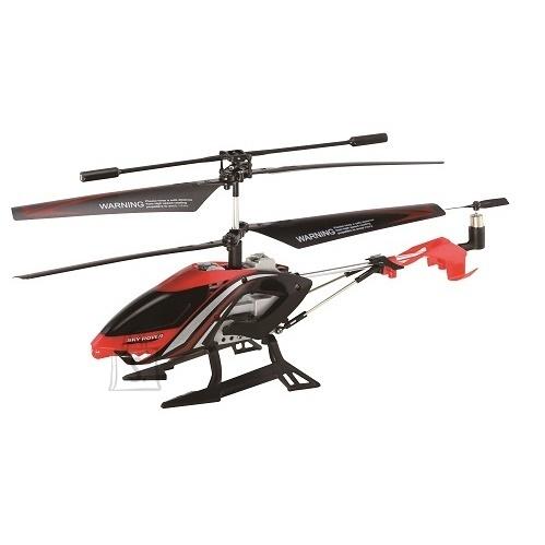 Sky Rover punane raadioteel juhitav helikopter Stalker