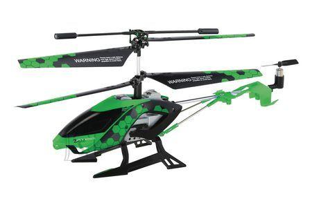 Sky Rover roheline raadioteel juhitav helikopter Stalker