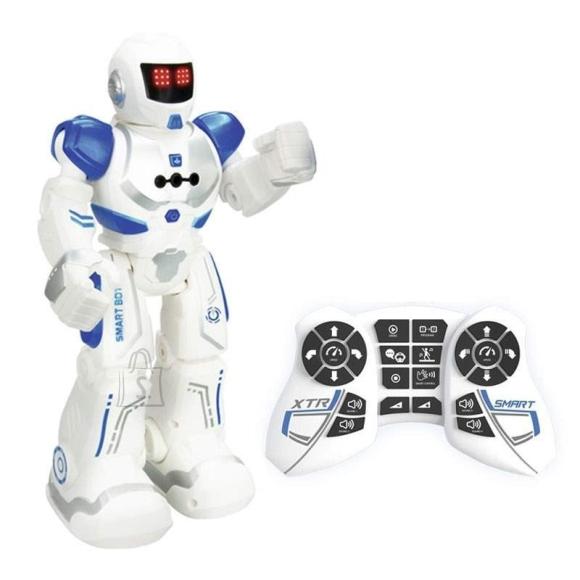 Blue Rockets raadioteel juhitav robot Smart Bot